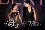 Anahí e Christian Chavéz