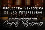 St. Petersburg Symphony Orchestra encerra temporada 2011 da Série Dell'Arte Concertos Internacionais
