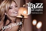 Saxofonista e cantora holandesa Candy Dulfer encerra a Série Jazz All Nights 2011