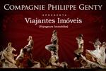 "Compagnie Philippe Genty apresenta: ""Viajantes Imóveis"""