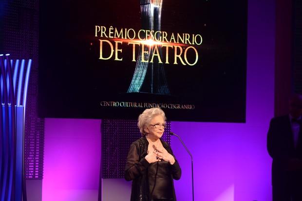 Nathalia Timberg - premio cesgranrio