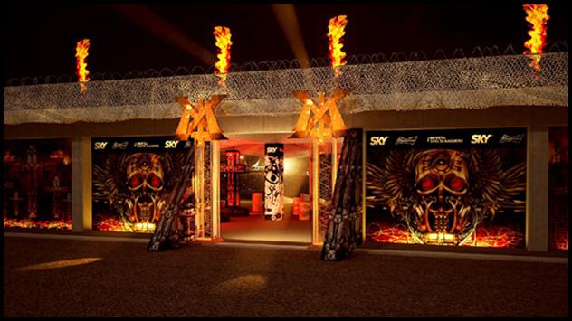 Maximus festival - stand