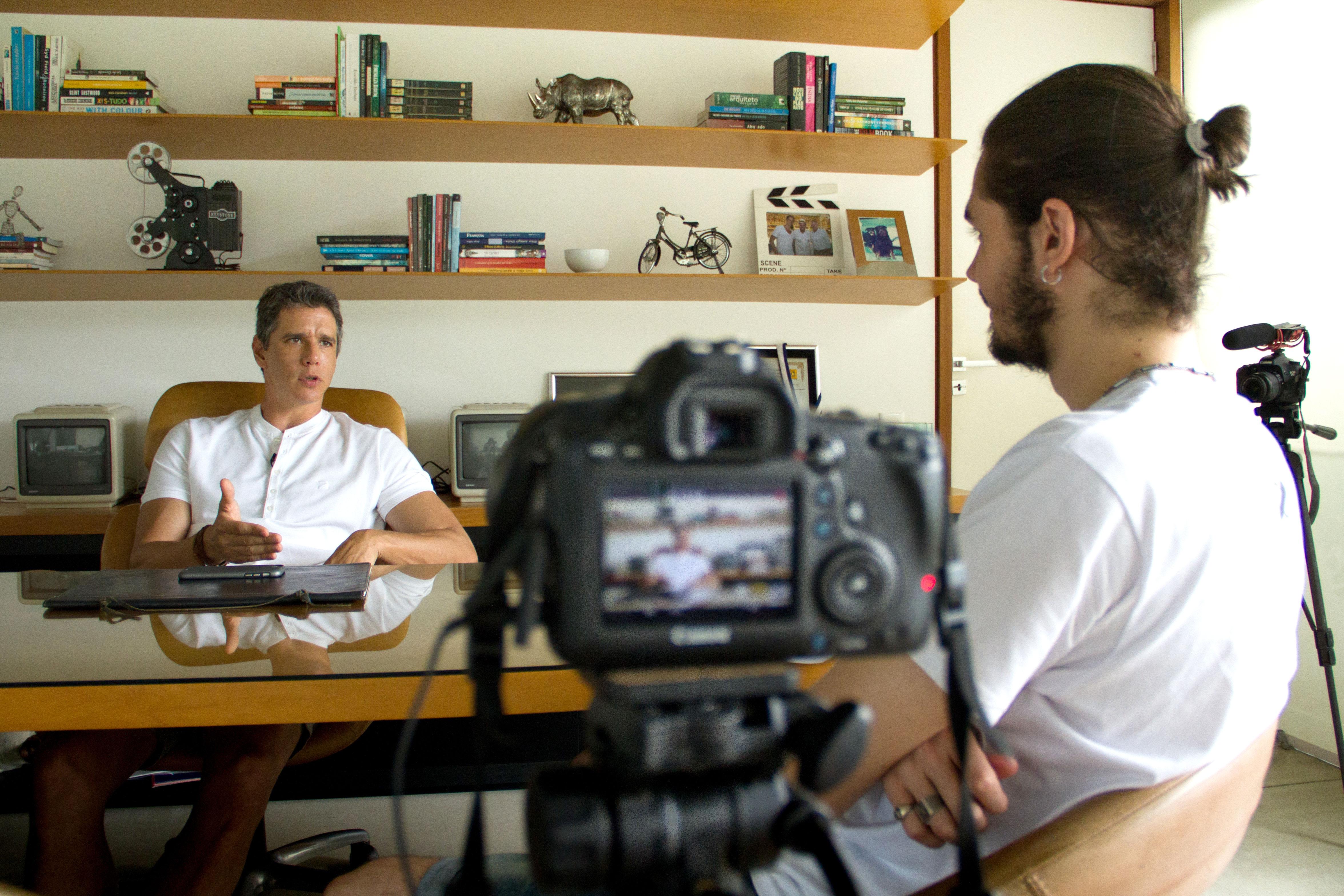 Márcio Garcia dá a sua opinião sobre a dedução fiscal na indústria cinematográfica brasileira.