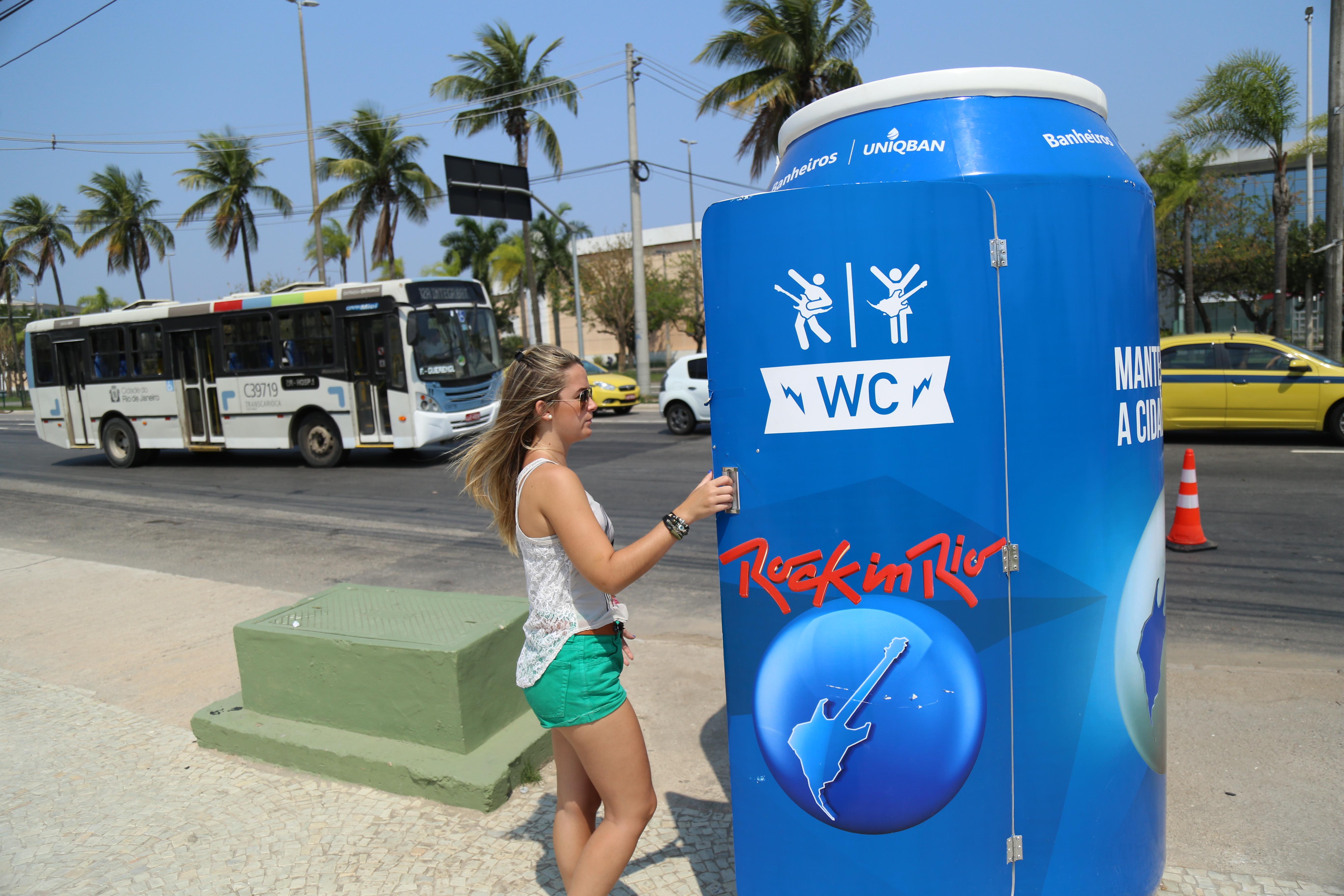 UniqBan foi destaque positivo no Rock in Rio.