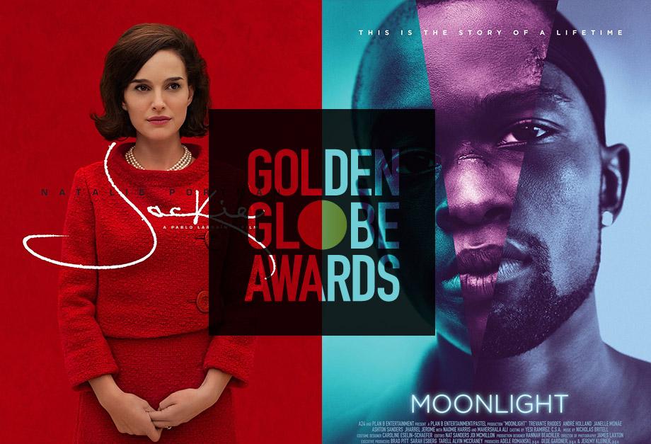 """""""Jackie"""" e """"Moonlight"""", indicados ao Globo de Ouro, ganham trailer e data de estreia"""