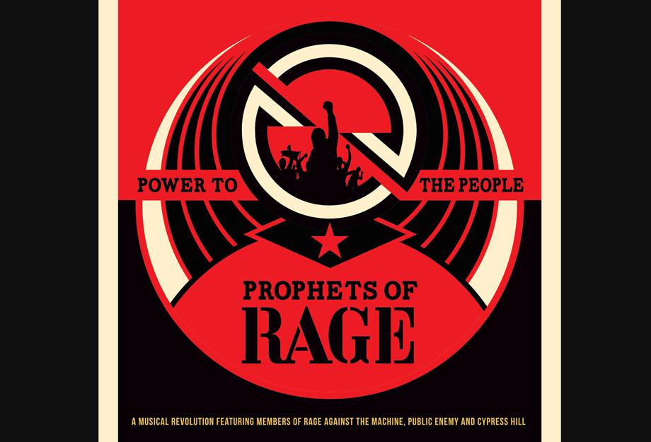 Prophets of Rage - destaque release