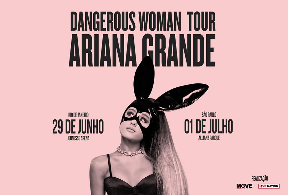 Ariana Grande - Rio e SP 2