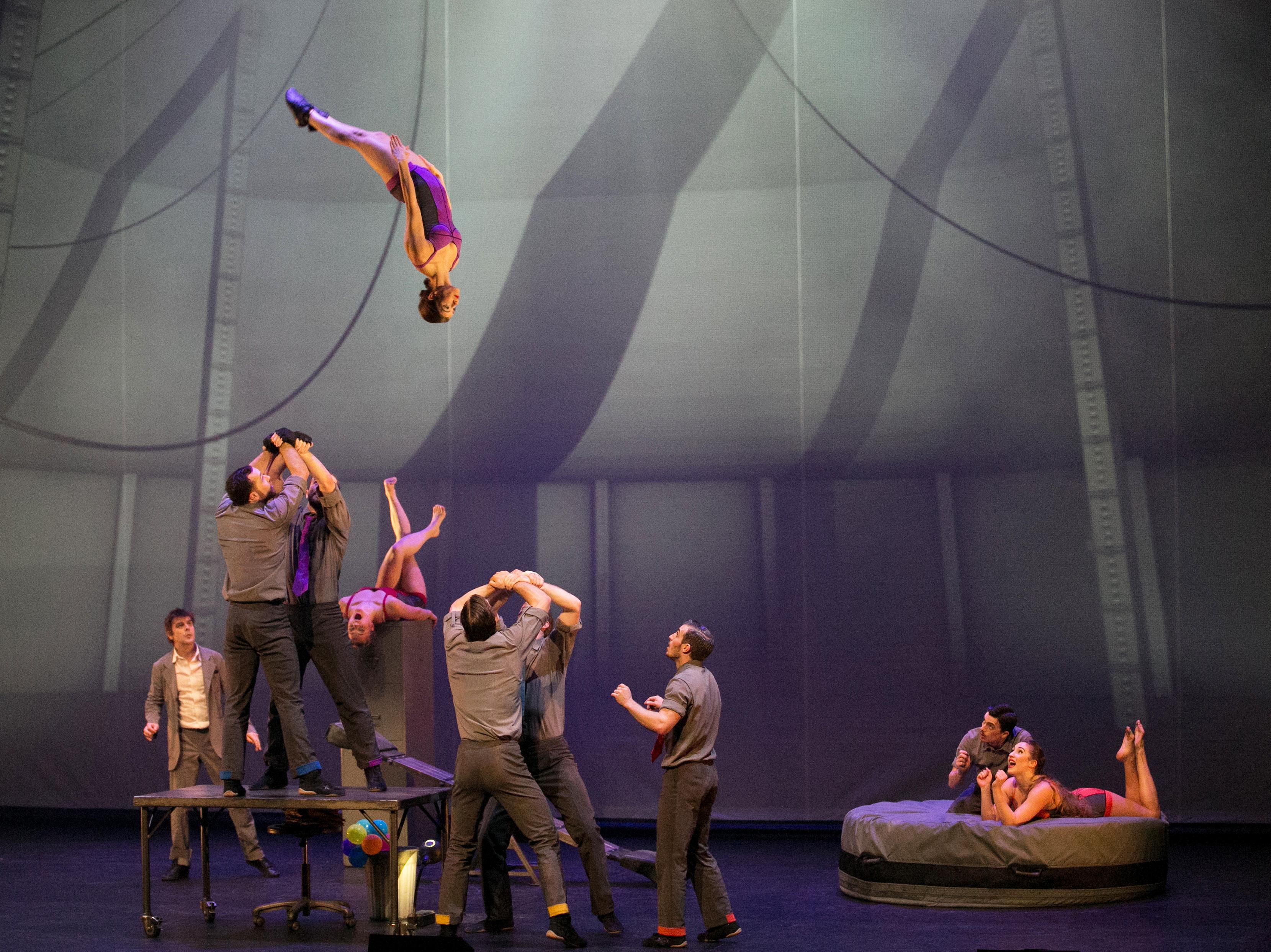 Cirkopolis Cirque Eloize