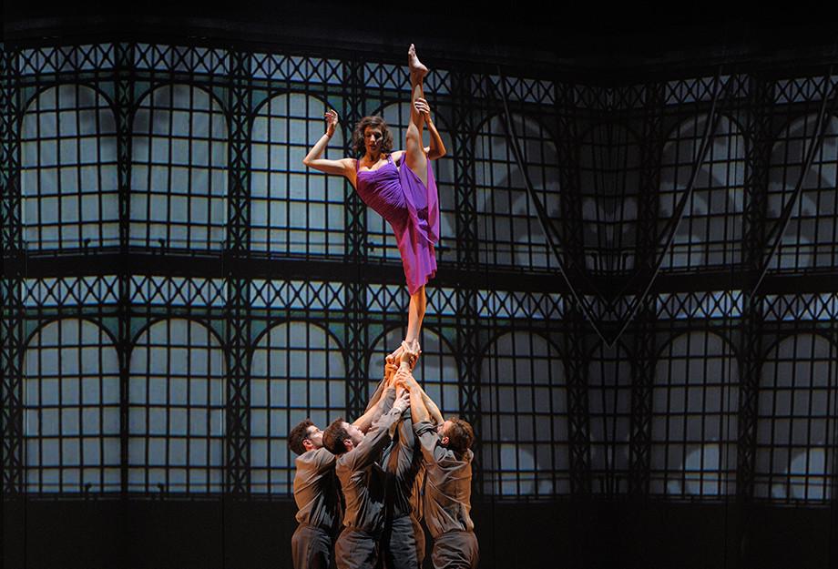 Cirque Éloize Destaque