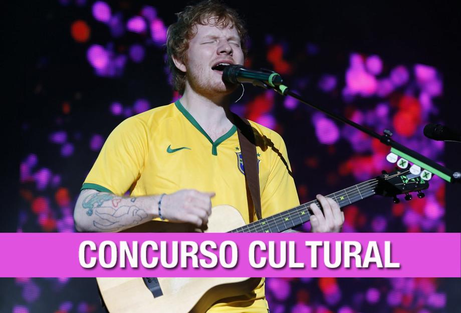 Ed Sheeran promo DIVIDE