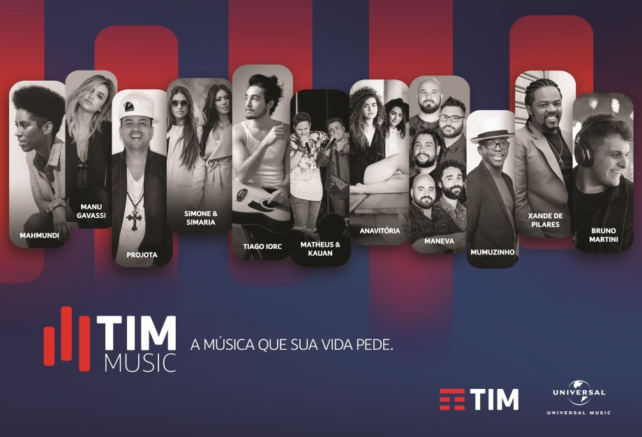 Banner Tim Music Credito Divulgacao