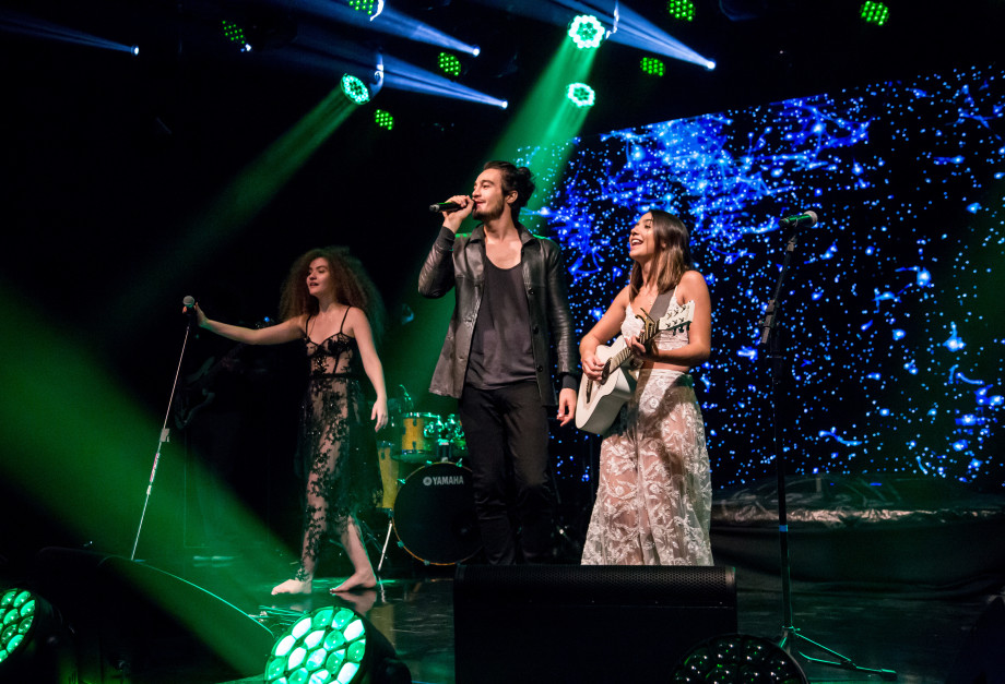 Festa Tim Music Tiago Iorc AnaVitoria Credito Brazil News
