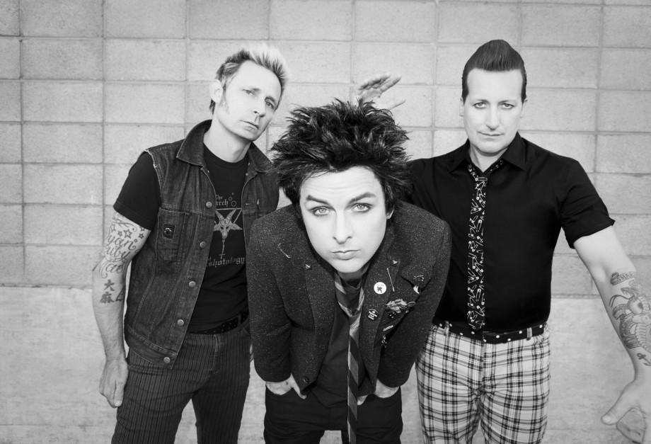 Green Day: Massoterapeuta acompanhará banda durante turnê
