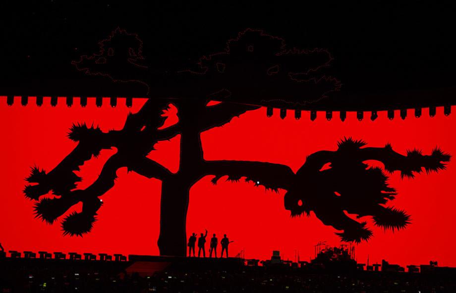 U2 - Credito Gerry Kahrmann FOTO DESTAQUE