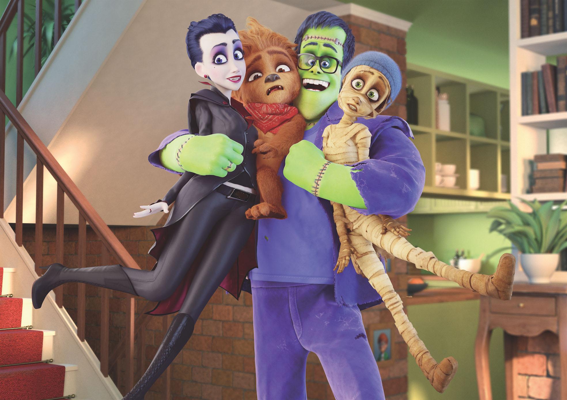 """Uma Família Feliz"""" é a animação certa para reunir a família e ir para o cinema   Midiorama"""