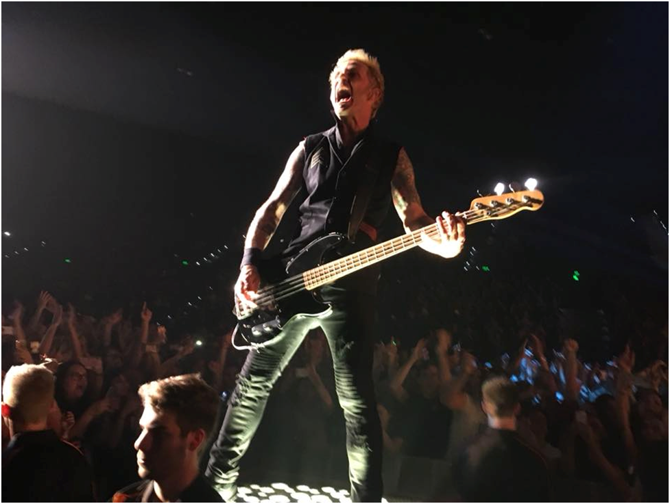 Green Day Credito Mariane Silva