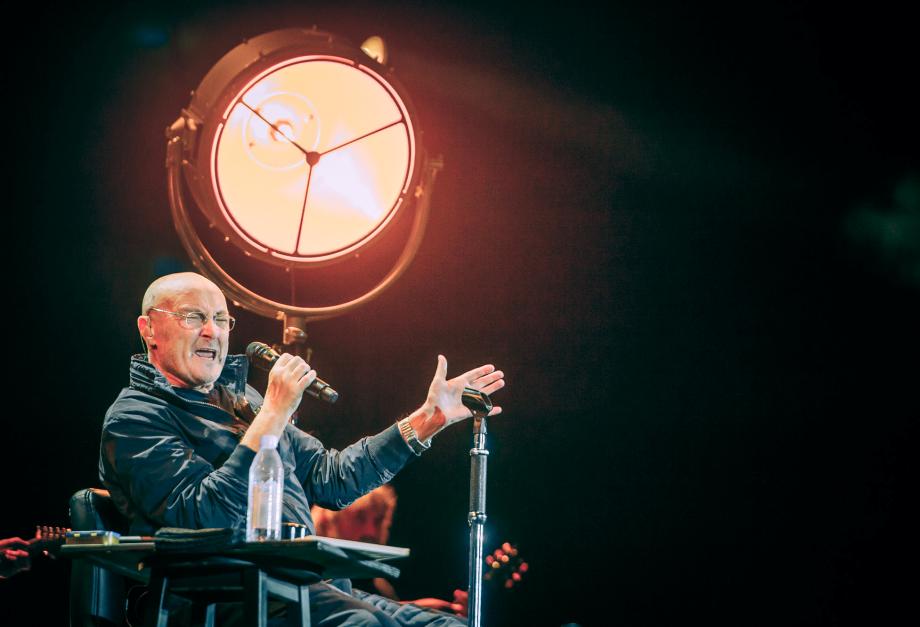 Phil Collins Allianz Parque - Stephan Solon - Move 4