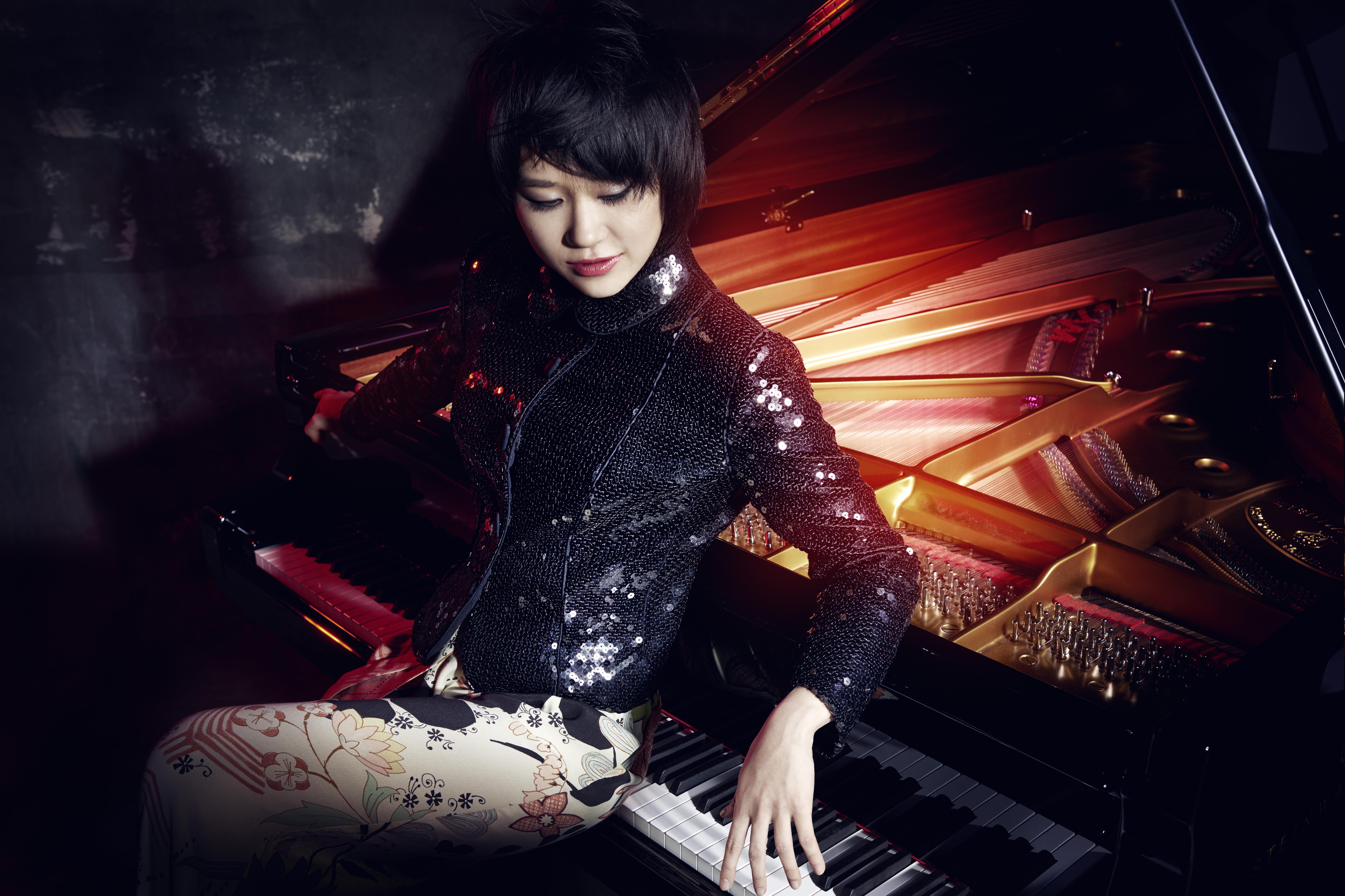 Yuja Wang - Credito Norbert Kniat