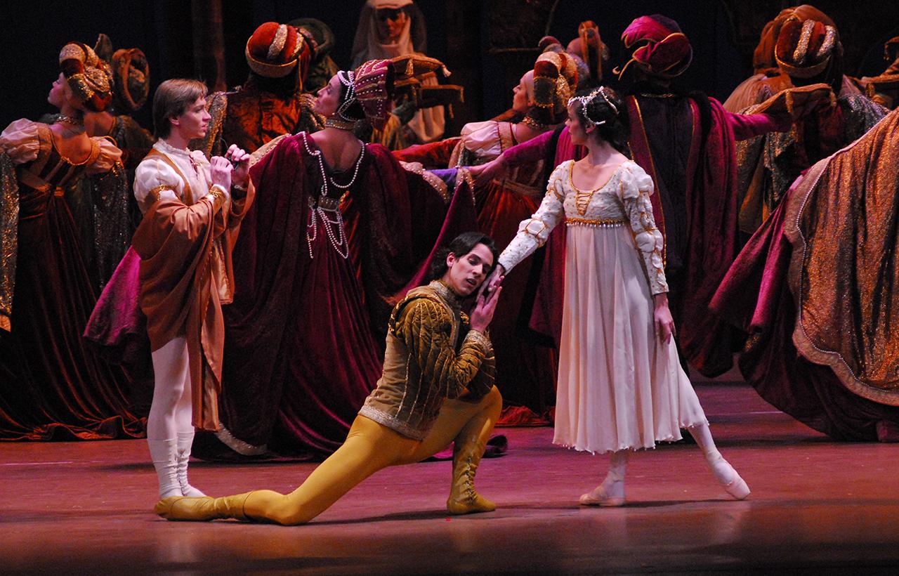 Ballet de Santiago Romeu e Julieta Credito Divulgacao