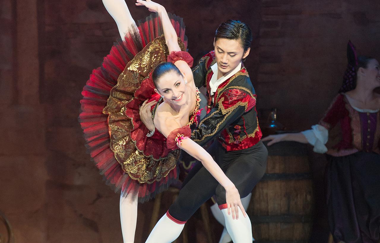 Ballet Du Capitole de Toulose Credito Divulgacao