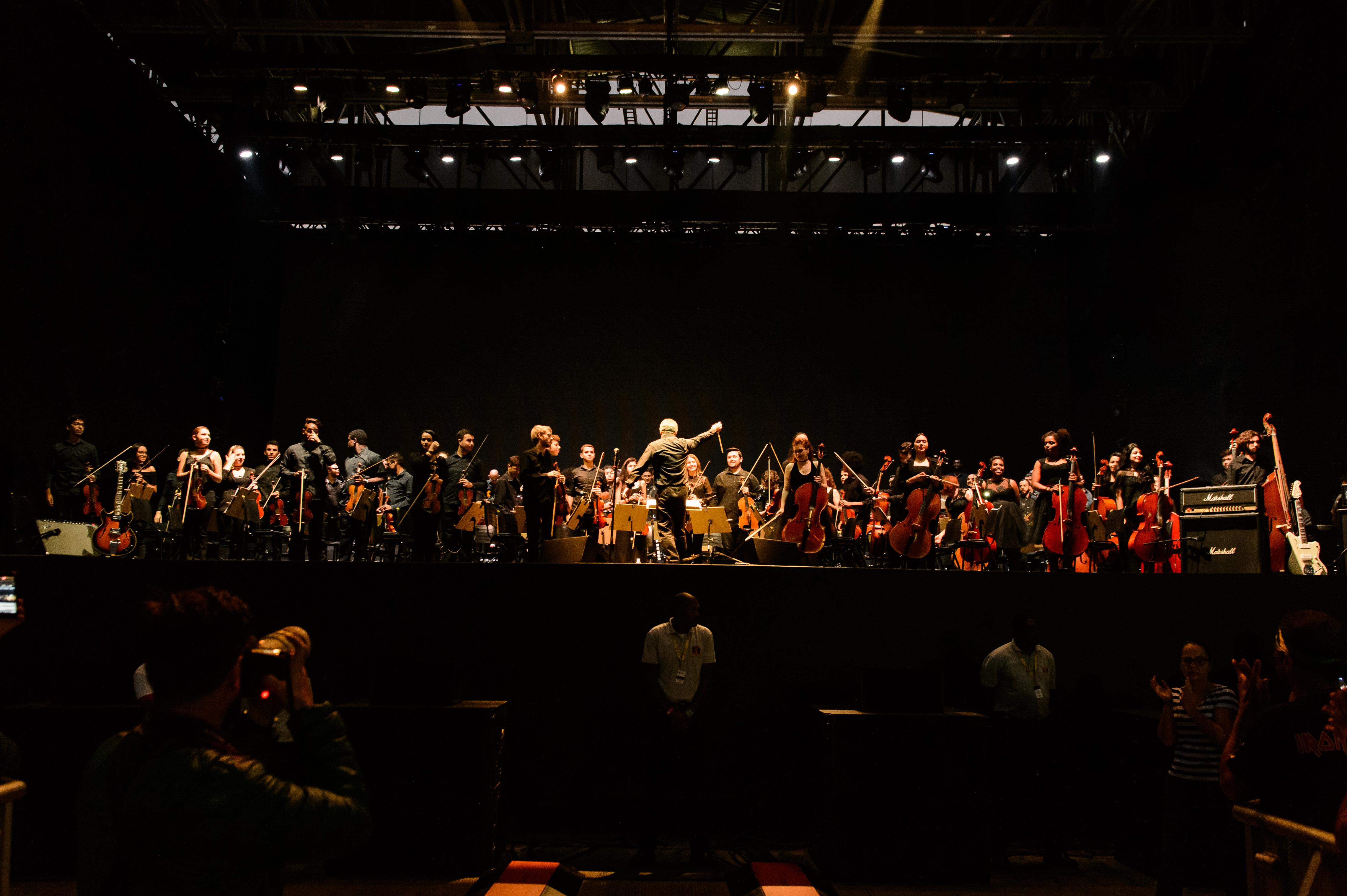 Orquestra Juvenil de Heliopolis - crédito divulgação