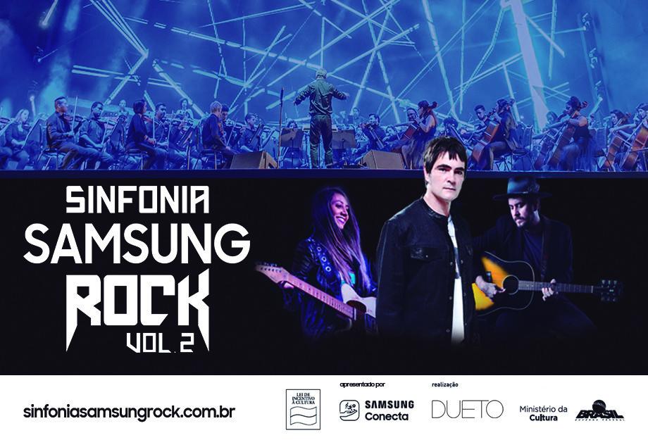 Sinfonia Samsung Rock II