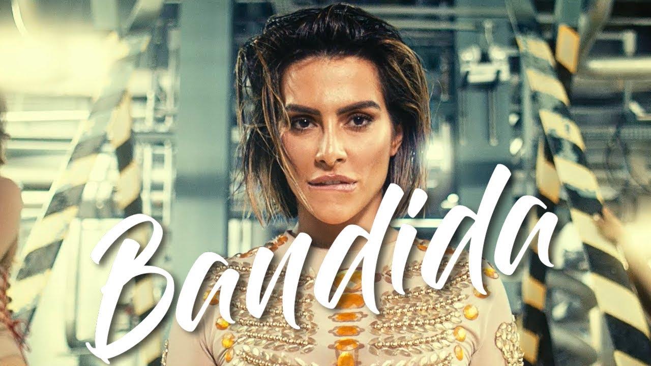 Toda toda Cleo lana o clipe para seu single Bandida  Midiorama