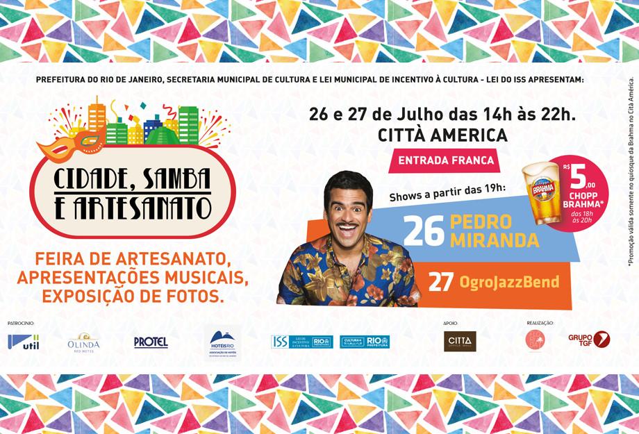 Cidade Samba e Artesanato