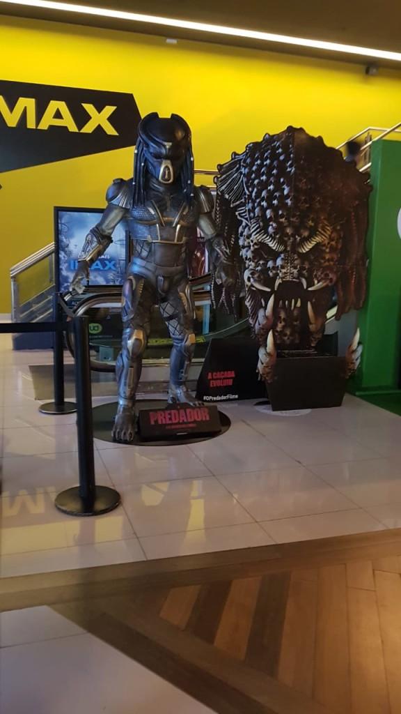 Predador: A caçada evoluiu resenha